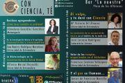 BiotEx organiza en Badajoz Con Ciencia, Té